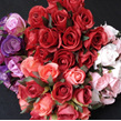 Rose Posy - mini buds 1050