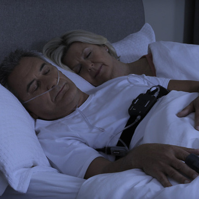 Advanced home sleep test