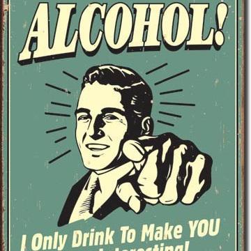 Alcohol - Interesting