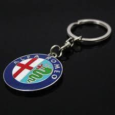 Alpha Romeo Key Ring