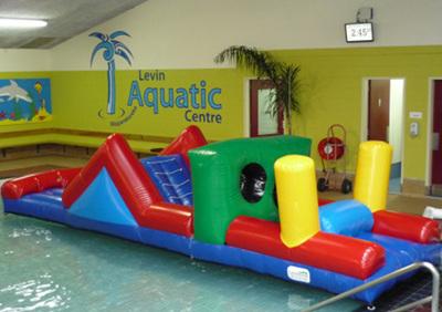 Aquatic Facility Inflatables