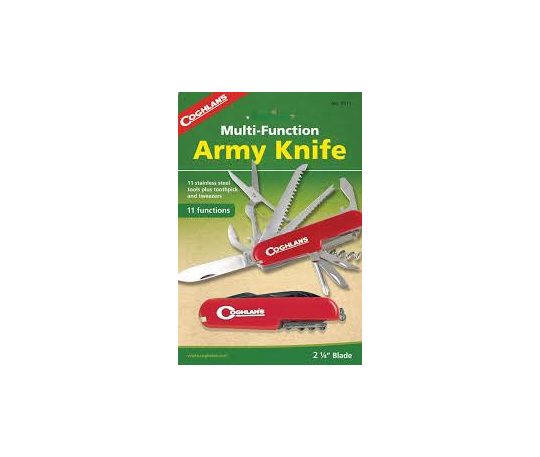 Useful Stuff - Army Knife 11 Functions