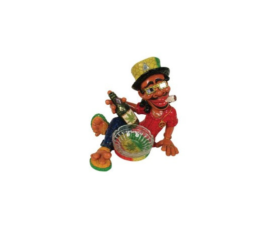 Rasta Ashtray