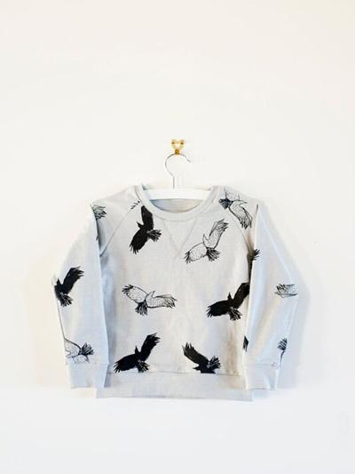 Bandit Kids - Spooky Birds Pullover