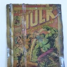 Barrel Wall Tile The Hulk
