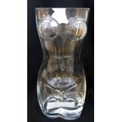 Beer Babe Shot Glass