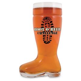 Boot O Beer Glass