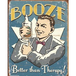 Booze Therapy