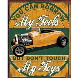 Borrow My Tools