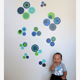 Boys Own wall decal