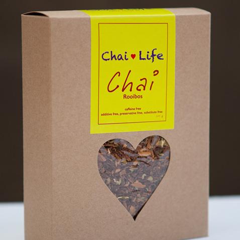 Rooibos Chai Box