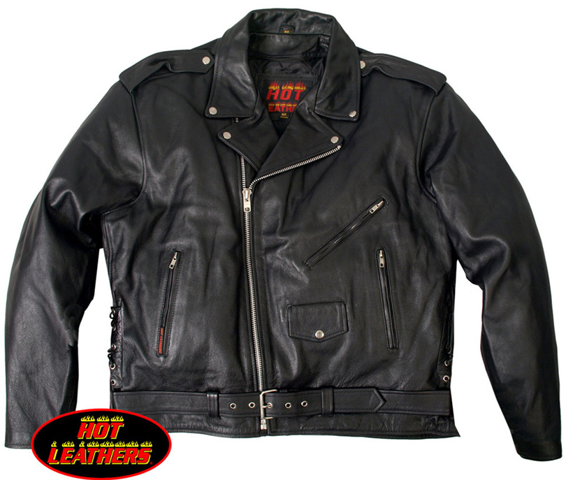 Leather Jackets/Vest - Motorcycle Gear