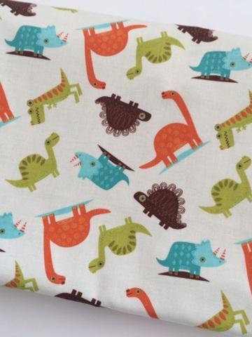 Cot Duvet - Dinosaurs