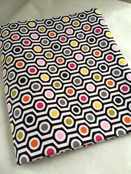 Cot Duvet - Hexagon Spots