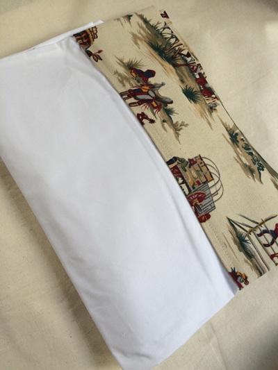 Cowboy Cot Sheet Set