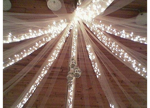Ceiling fairy lights decoration party lights company for Decoration with lights