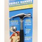 Drinking Hammer Hip Flask