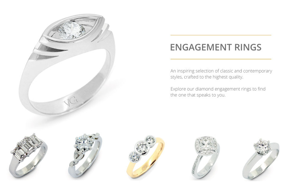 Engagement Rings Wellington