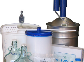 Essencia Distillers Starter Kit