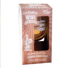Everlasting Wine Glass But Plastic