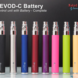 EVOD-C Battery - Complete
