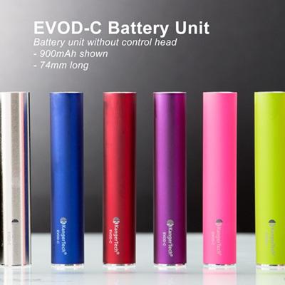 EVOD-C Battery Unit - 900mAh