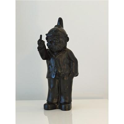Finger Gnome Black