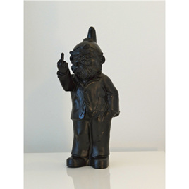 Finger Gnome Black