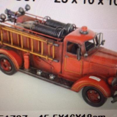 Fire Engine - Large