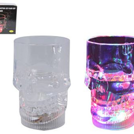 Flashing LED Shot Glasses