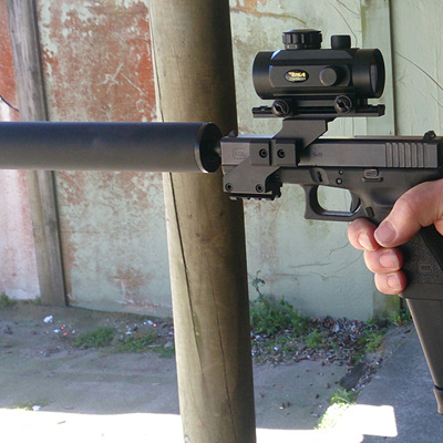 Hushpro for Pistols