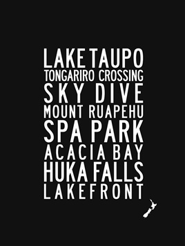 KIWI LAKE TAUPO