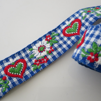 LACE, TRIMS AND RIBBONS
