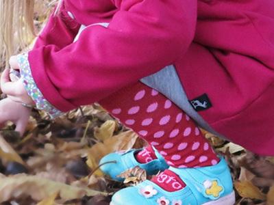 lamington socks & lamington tights