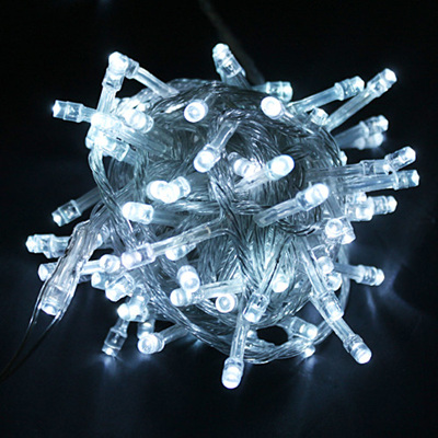 LED Fairy Lights 10m 100 lights White