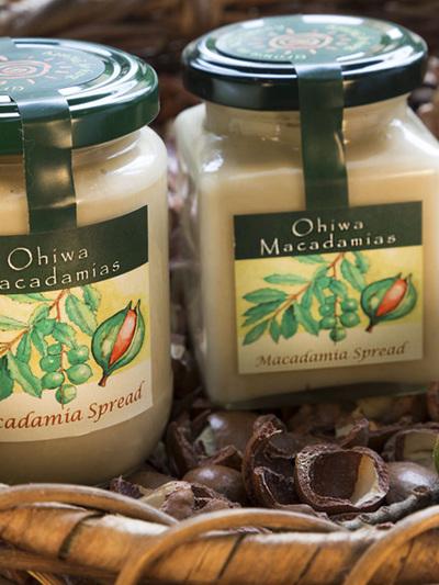 Macadamia Spread - 250mL Round Jar