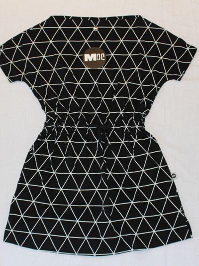 Mi'nute of Cool - Drawstring Dress