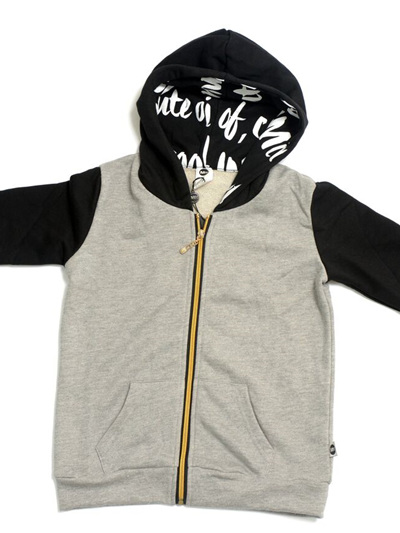 Minute of Cool - Zip me up wear me out hood