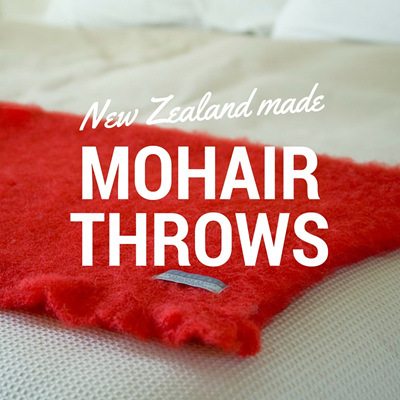 Mohair Throws/Blankets