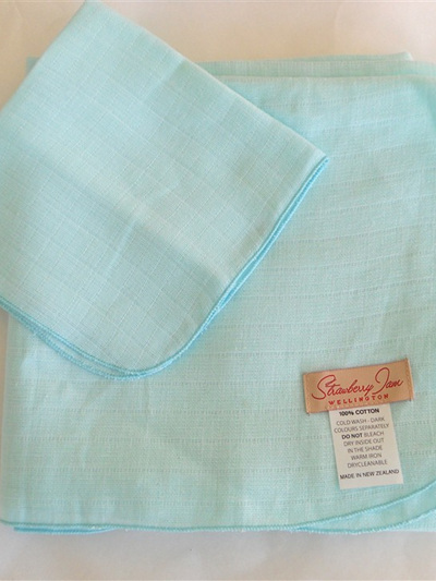Muslin Wrap and Wipe Set