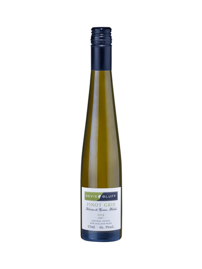 Nevis Bluff Selection de Grains Nobles Pinot Gris 2014