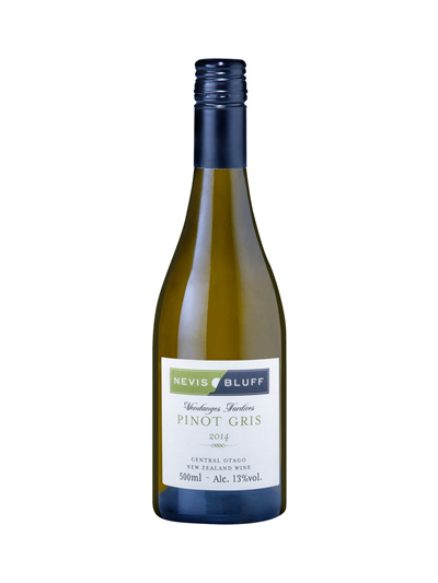 Nevis Bluff Vendanges Tardives Pinot Gris 2014