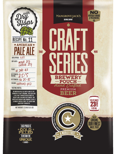 No. 11 American Pale Ale