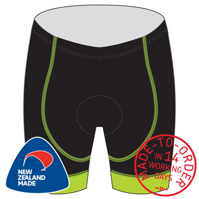 NZ Made Cycle Shorts