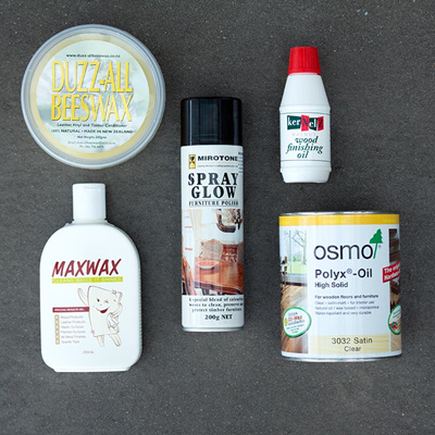 Oils and Waxes