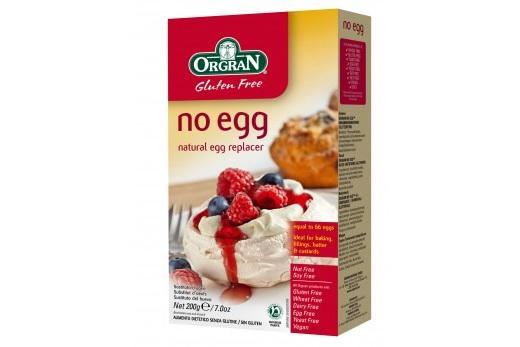 Orgran Natural Egg Replacer 200g
