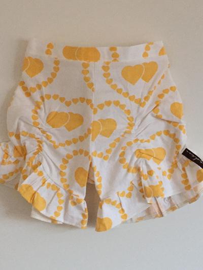 Reeden Clothing - Maci Ruffle Shorties