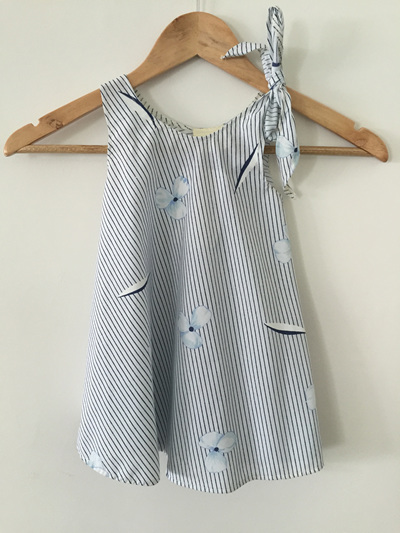 Reeden Clothing - Millie Dress (Size 1 - 2 years)
