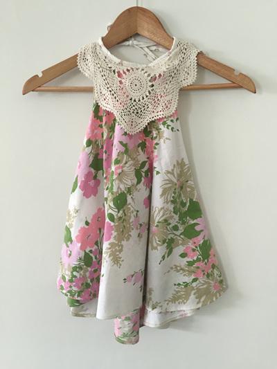 Reeden Clothing - Sadie Dress (Size 2 - 3  years)