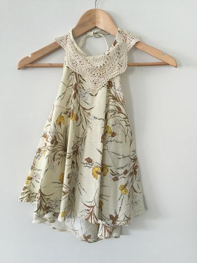 Reeden Clothing - Sadie Dress (Size 3 -6 years)